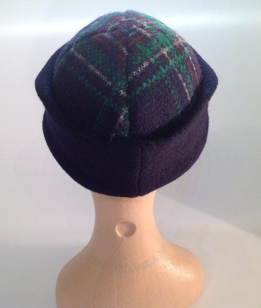 Scottish Fabric Cloche