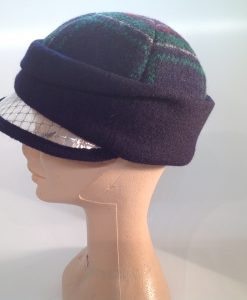 Scottish Fabric Cloche